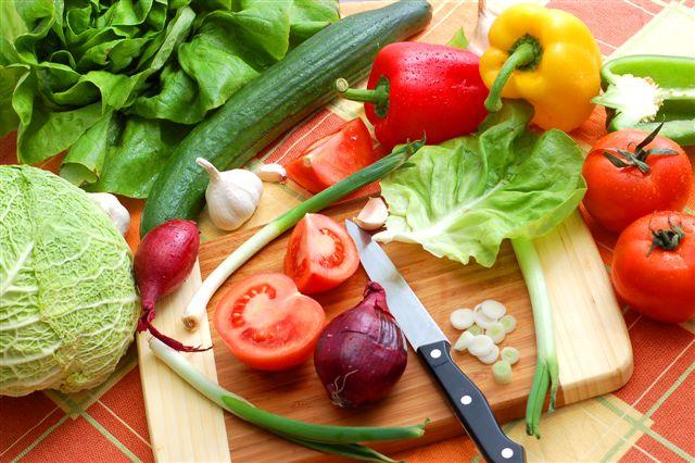 Comer vegetales es saludable pero podría incrementar el riesgo dee cáncer de colon.