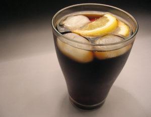 las bebidas azucarada son una fuente importante de calorías