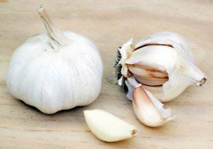 El ajo fresco es bueno para el corazón