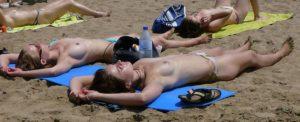 El bronceado no es más que el resultado de la injuria solar a nuestra piel