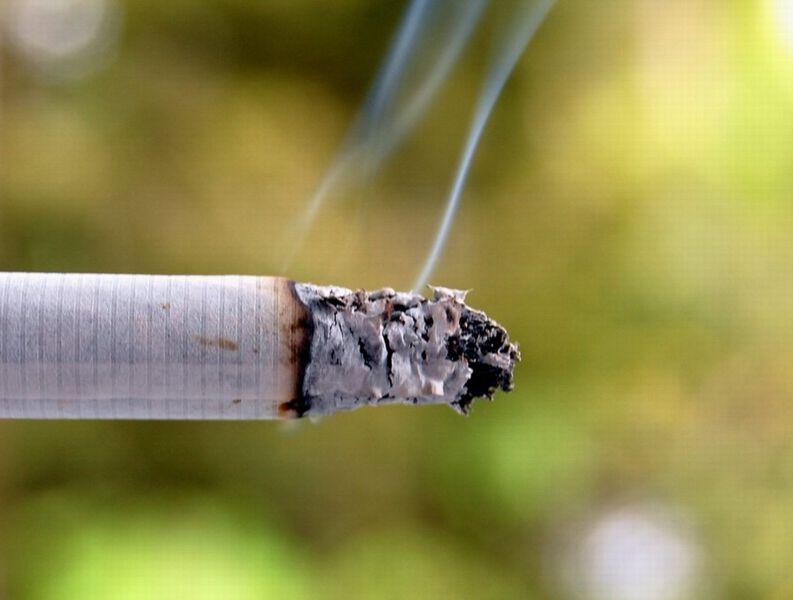 Sólo 1 cigarrillo tiene efectos nocivos en las arterias de adultos jóvenes sanos