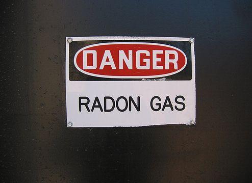 el radón es la segunda causa de cáncer de pulmón después de fumar
