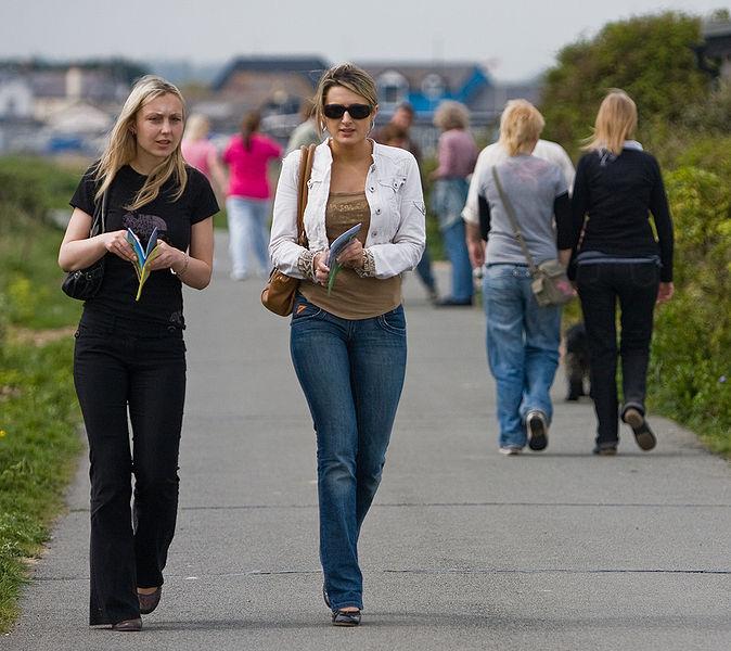 Caminar hace bien al cerebro