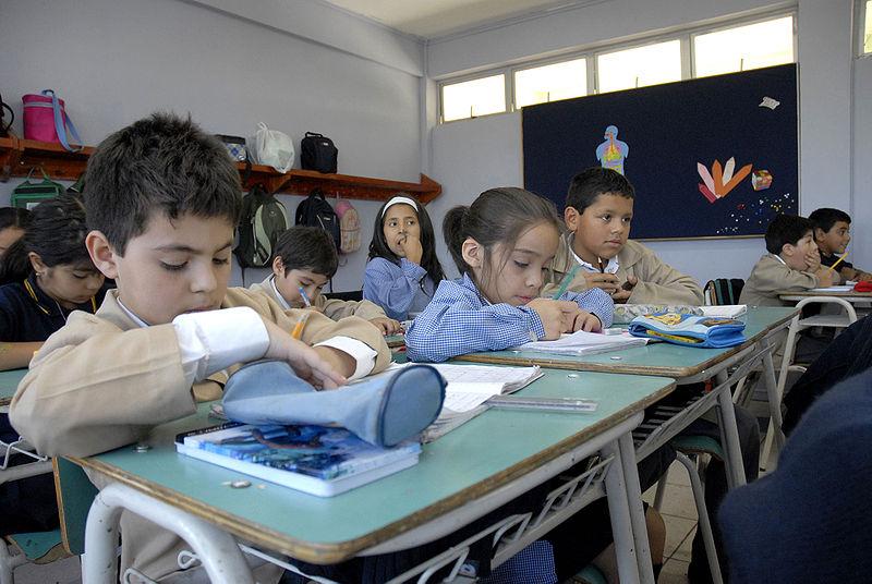 En la escuela los niños pueden presentar una variedad de síntomas alérgicos.