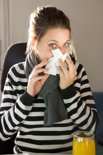 Con la alergia nasal, la productividad de una persona decae un 33%