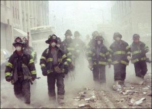 Hoy muchos de los rescatistas del 9-11 sufren enfermedades físicas y mentales que aún perduran.