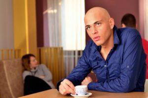 Los hombres que sufren alopecia precoz tienen más posibilidades de padecer HBP