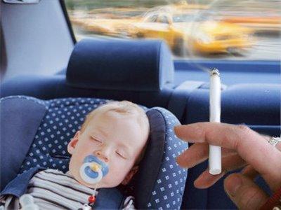 Fumar frente a lactantes, los predispone a la bronquiolitis